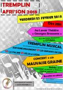 Tremplin Afri'Son à Epinal 88000 Epinal du 23-02-2018 à 20:00 au 23-02-2018 à 23:00