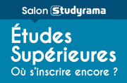 Salons Studyrama Nancy Études Supérieures  54000 Nancy du 17-03-2018 à 10:00 au 17-03-2018 à 17:00