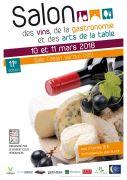 Salon des Vins et Gastronomie Verdun 55100 Verdun du 10-03-2018 à 10:00 au 11-03-2018 à 18:30