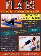 Stage Pilates à Sarrebourg 57400 Sarrebourg du 18-03-2018 à 09:00 au 18-03-2018 à 12:15