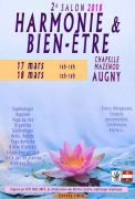 Salon Harmonie et Bien-être à Augny 57685 Augny du 17-03-2018 à 14:00 au 18-03-2018 à 18:00