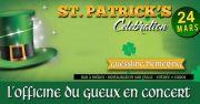Soirée Concert Saint Patrick à Guessling-Hémering 57380 Guessling-Hémering du 24-03-2018 à 18:00 au 24-03-2018 à 23:59