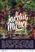 Festival JDM Jardin Du Michel à Toul 54200 Toul du 01-06-2018 à 15:00 au 03-06-2018 à 23:00