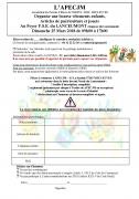Bourse aux Vêtements Enfants et Jouets à Mécleuves 57245 Chesny du 25-03-2018 à 09:00 au 25-03-2018 à 17:00