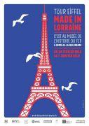 Exposition Tour Eiffel à Jarville 54140 Jarville-la-Malgrange du 24-02-2018 à 10:00 au 07-01-2019 à 18:00