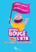 Épinal Bouge l'Été 88000 Epinal du 06-07-2018 à 21:00 au 24-08-2018 à 23:00
