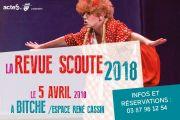 Spectacle Revue Scoute à Bitche 57230 Bitche du 05-04-2018 à 20:30 au 05-04-2018 à 23:00