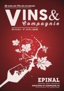 Salon des Vins à Épinal