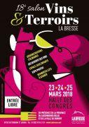 Salon Vins et Produits du Terroir à La Bresse 88250 La Bresse du 23-03-2018 à 17:00 au 25-03-2018 à 19:00