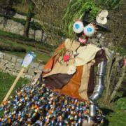 Pâques en Folie au Parc Wesserling Alsace Parc de Wesserling - 68470 Husseren-Wesserling du 30-03-2018 à 14:00 au 02-04-2018 à 18:00
