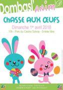 Chasse aux Oeufs à Dombasle-sur-Meurthe 54110 Dombasle-sur-Meurthe du 01-04-2018 à 10:00 au 01-04-2018 à 11:00