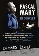 Concert Pascal Mary au Royal Metz 57000 Metz du 24-03-2018 à 21:00 au 24-03-2018 à 23:00