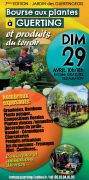Bourse aux Plantes et Produits du Terroir à Guerting  57880 Guerting du 29-04-2018 à 10:00 au 29-04-2018 à 18:00