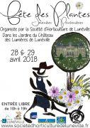 Fête des Plantes à Lunéville 54300 Lunéville du 28-04-2018 à 10:00 au 29-04-2018 à 19:00