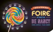 Foire Attractive de Nancy 54000 Nancy du 30-03-2018 à 12:00 au 29-04-2018 à 12:00