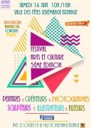 Festival Arts et Culture à Serémange-Erzange 57290 Serémange-Erzange du 16-06-2018 à 10:00 au 16-06-2018 à 19:00