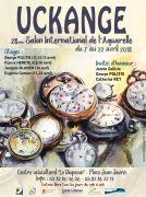 Salon International de l'Aquarelle à Uckange 57270 Uckange du 07-04-2018 à 14:00 au 22-04-2018 à 18:00