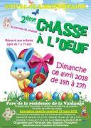 Chasse aux Oeufs de Pâques à Etival-Clairefontaine 88480 Étival-Clairefontaine du 08-04-2018 à 14:00 au 08-04-2018 à 17:00