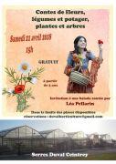 Balade Contée par Léa Pellarin aux Serres Duval à Ceintrey 54134 Ceintrey du 21-04-2018 à 15:00 au 21-04-2018 à 16:00