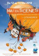 Festival Mai en Scènes à Gérardmer 88400 Gérardmer du 11-05-2018 à 18:30 au 13-05-2018 à 17:00