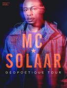 Concert MC Solaar au Zénith de Nancy 54320 Maxéville du 09-11-2018 à 20:00 au 09-11-2018 à 22:00