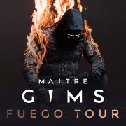 Concert Maître Gims au Zénith de Nancy 54320 Maxéville du 23-11-2018 à 20:00 au 23-11-2018 à 22:00