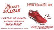 Les Parcours du Coeur 2018 à Jarny 54800 Jarny du 08-04-2018 à 08:00 au 08-04-2018 à 16:00