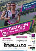 Triathlon Innov'Habitat à Morhange 57645 Morhange du 06-05-2018 à 09:00 au 06-05-2018 à 19:00