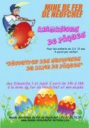 Animations de Pâques au Musée des Mines de Fer à Neufchef 57700 Neufchef du 01-04-2018 à 14:00 au 02-04-2018 à 18:00