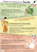 Animations Enfants Vacances Avril Mai à Montmédy