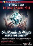 Festival de Magie à Amnéville Casino 57360 Amnéville du 20-04-2018 à 20:30 au 22-04-2018 à 18:00