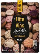 Fête des Vins de Moselle à Ancy-Dornot 57130 Ancy-sur-Moselle du 06-05-2018 à 11:00 au 06-05-2018 à 18:00