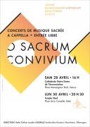 Concert de la chorale Allemande Konkordien-Kantorei à Nancy 54000 Nancy du 28-04-2018 à 16:00 au 28-04-2018 à 18:30