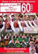 Concert de Kalina à Pont-à-Mousson