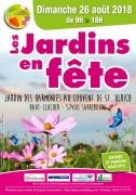 Jardins en Fête au Couvent de Saint-Ulrich à Sarrebourg 57400 Sarrebourg du 26-08-2018 à 09:00 au 26-08-2018 à 18:00