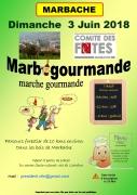 Marche Gourmande à Marbache 54820 Marbache du 03-06-2018 à 10:30 au 03-06-2018 à 18:00