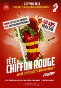 Fête du Chiffon Rouge à Woippy