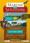 Marche des Seigneurs à Sierck-les-Bains 57480 Sierck-les-Bains du 06-05-2018 à 07:30 au 06-05-2018 à 19:00