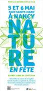 Nature en Fête au Parc Sainte-Marie Nancy 54000 Nancy du 05-05-2018 à 10:00 au 06-05-2018 à 19:00