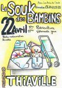 Vide-Chambre d'Enfant à Thiaville-sur-Meurthe 54120 Thiaville-sur-Meurthe du 22-04-2018 à 09:00 au 22-04-2018 à 17:00