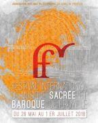 Festival de Froville Musique Sacrée et Baroque 54290 Froville du 26-05-2018 à 20:30 au 01-07-2018 à 17:00