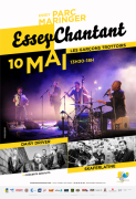 Festival Essey Chantant à Essey-lès-Nancy 54270 Essey-lès-Nancy du 10-05-2018 à 13:30 au 10-05-2018 à 18:00
