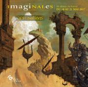 Les Imaginales Epinal Festival de l'imaginaire 88000 Epinal du 24-05-2018 à 08:00 au 27-05-2018 à 18:00