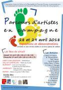 Parcours d'Artistes en Campagne à Cirey-sur-Vezouze 54480 Cirey-sur-Vezouze du 28-04-2018 à 10:00 au 29-04-2018 à 17:00