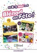 Week-end de fête à Blénod-lès-Pont-à-Mousson 54700 Blénod-lès-Pont-à-Mousson du 09-05-2018 à 09:00 au 13-05-2018 à 18:00