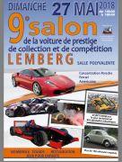 Salon Voiture Ancienne, Prestige et Compétition Lemberg 57620 Lemberg du 27-05-2018 à 10:00 au 27-05-2018 à 18:00