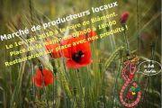Marché des Producteurs Locaux à Blâmont 54450 Blâmont du 01-05-2018 à 08:00 au 01-05-2018 à 18:00
