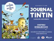 Exposition 70 ans du Journal Tintin à Manderen