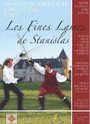 Les Fines Lames de Stanislas au Château de Fléville 54710 Fléville-devant-Nancy du 06-05-2018 à 14:30 au 07-10-2018 à 19:00