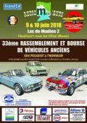 Retro Meuse Auto Madine Véhicules Anciens 55210 Nonsard-Lamarche du 09-06-2018 à 09:00 au 10-06-2018 à 18:00